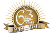 Snyder Jewelers 63 Years Logo