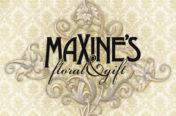 Maxine's Floral Logo