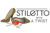 Stiletto With A Twist Logo